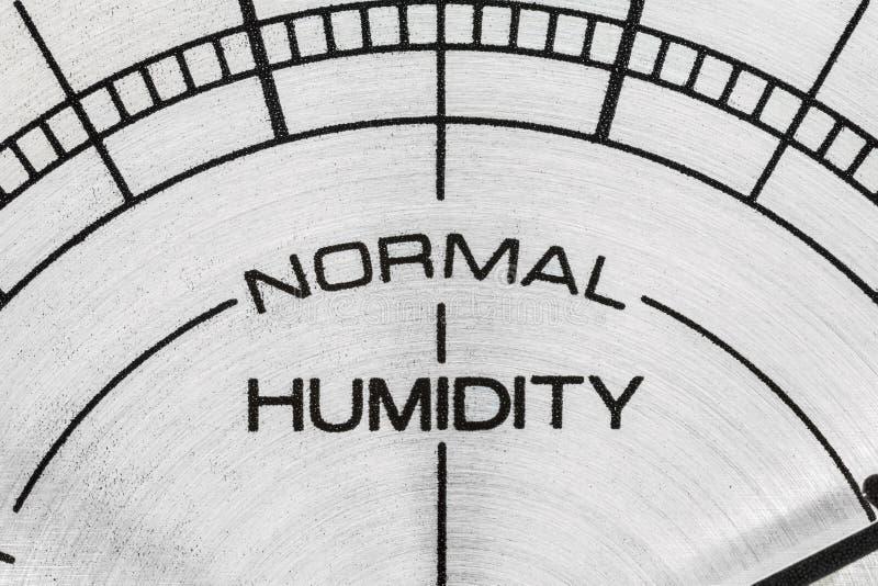 Medidor da umidade imagens de stock royalty free