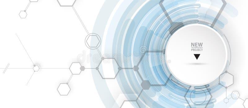 Medientechnik, Entwicklung der Integration im Leben, für Geschäft vektor abbildung