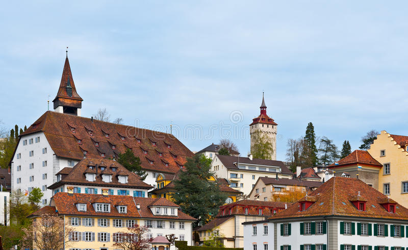 Medieval Architecture Stock Photography