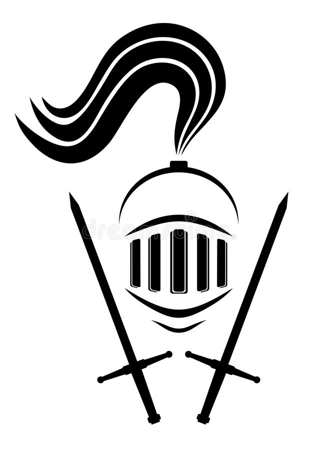 Download Medieval army stock vector. Image of grip, brightness - 25607547