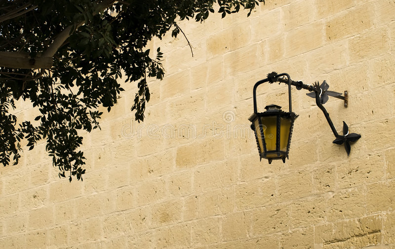 Medieval Baroque Facade royalty free stock image