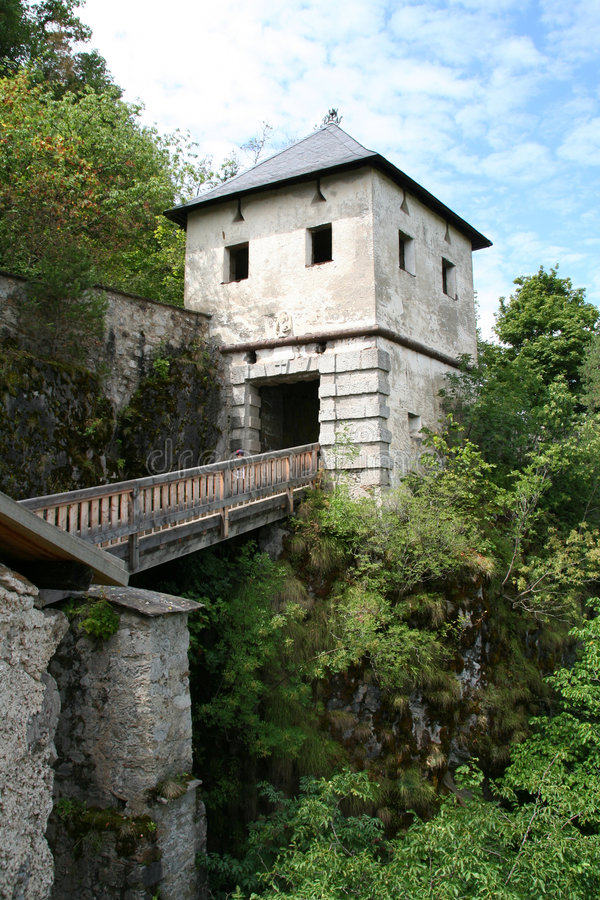 Free Medieval Castle 2 Stock Photography - 1073202