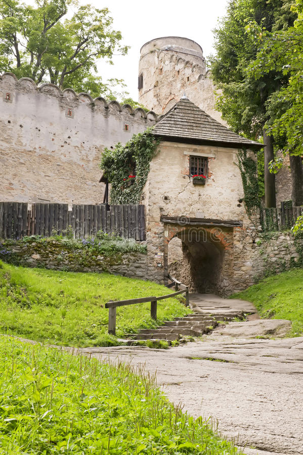 Free Medieval Castle Stock Image - 26793351