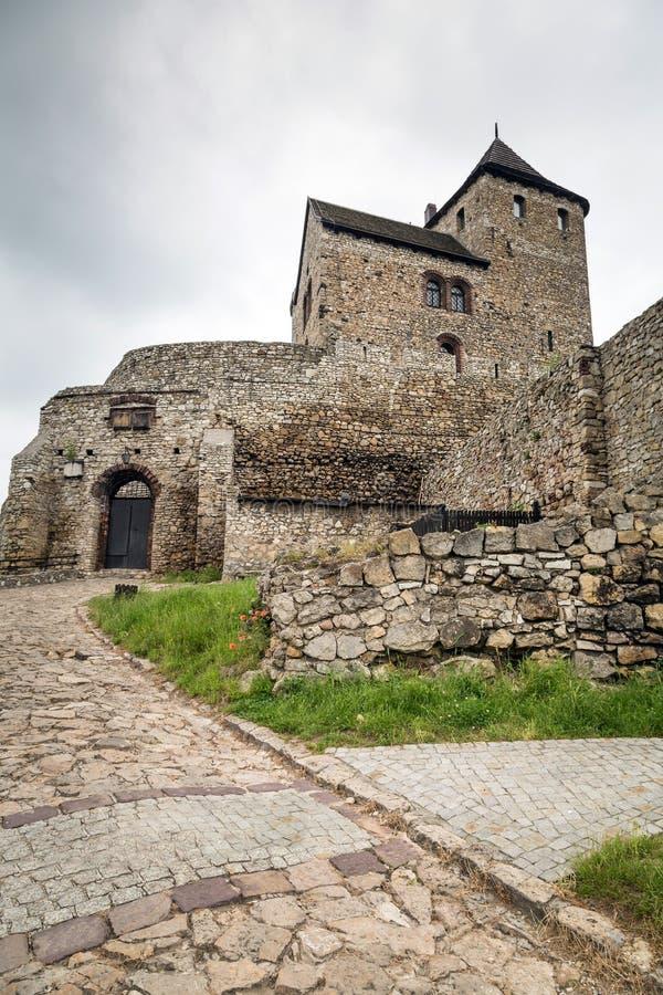 Download Medieval castle in Bedzin stock image. Image of exterior - 31979219