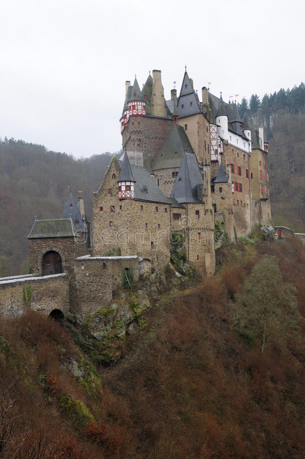 Download Medieval Castle Eltz In Germany Stock Photo - Image: 12336994