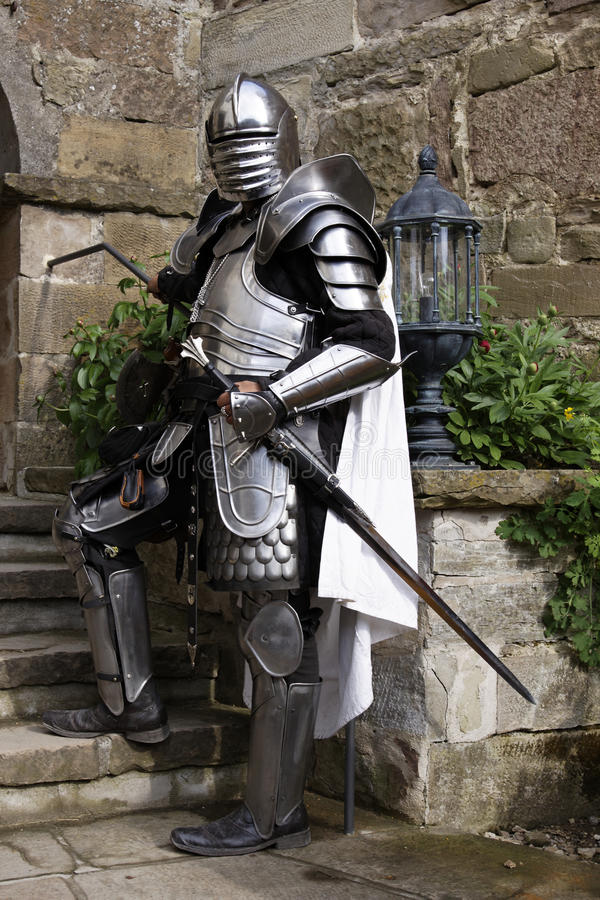 Download Medieval Castle Knights Tournament Stock Photo - Image: 19470004