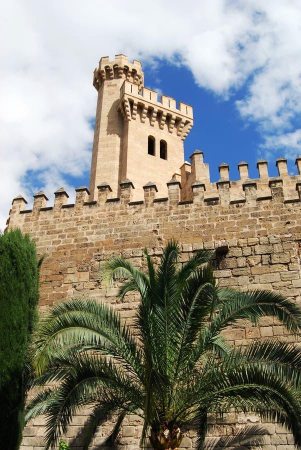 Medieval castle in Palma