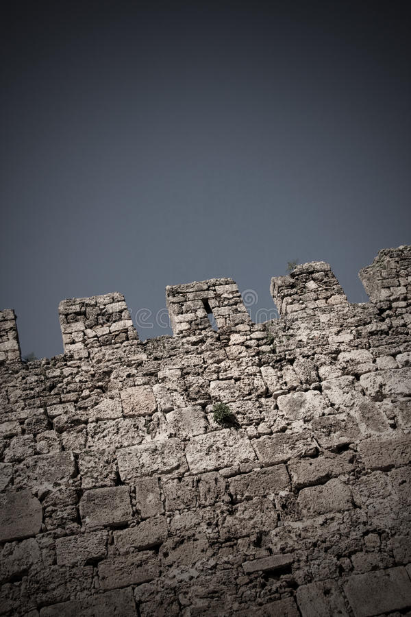 Free Medieval Castle Wall Royalty Free Stock Photo - 11200425
