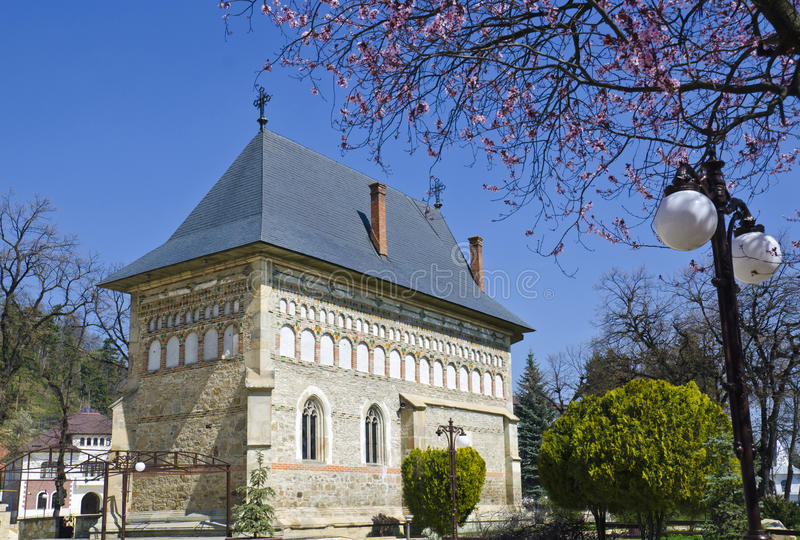 Medieval church royalty free stock image