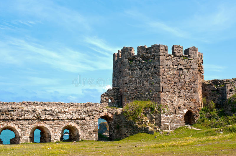 Download Medieval Citadel Stock Photo - Image: 25061090