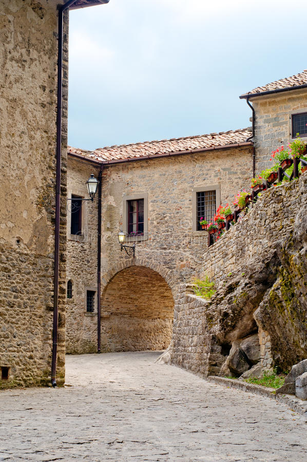 Medieval City Entrance Stock Photos
