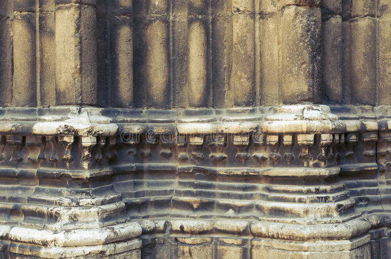 Download Medieval columns stock photo. Image of decoration, stone - 37734698