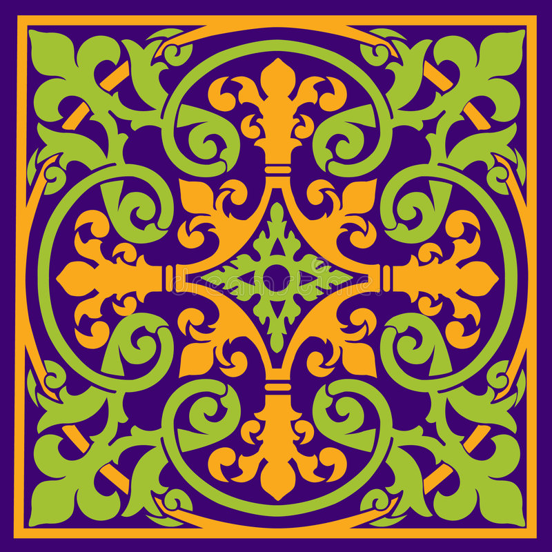 Medieval Design vector illustration