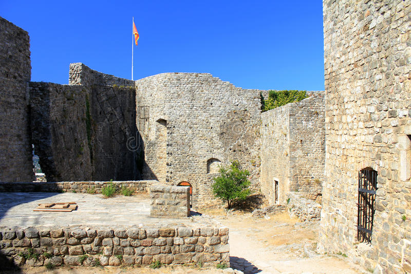 Download Medieval fortress stock photo. Image of historic, pave - 21774332