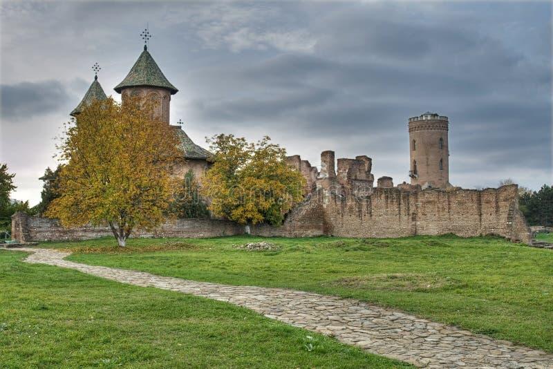 Download Medieval fortress stock image. Image of landscape, ruins - 3485919