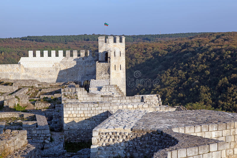 Download A medieval fortress Shumen stock image. Image of architectural - 27418471