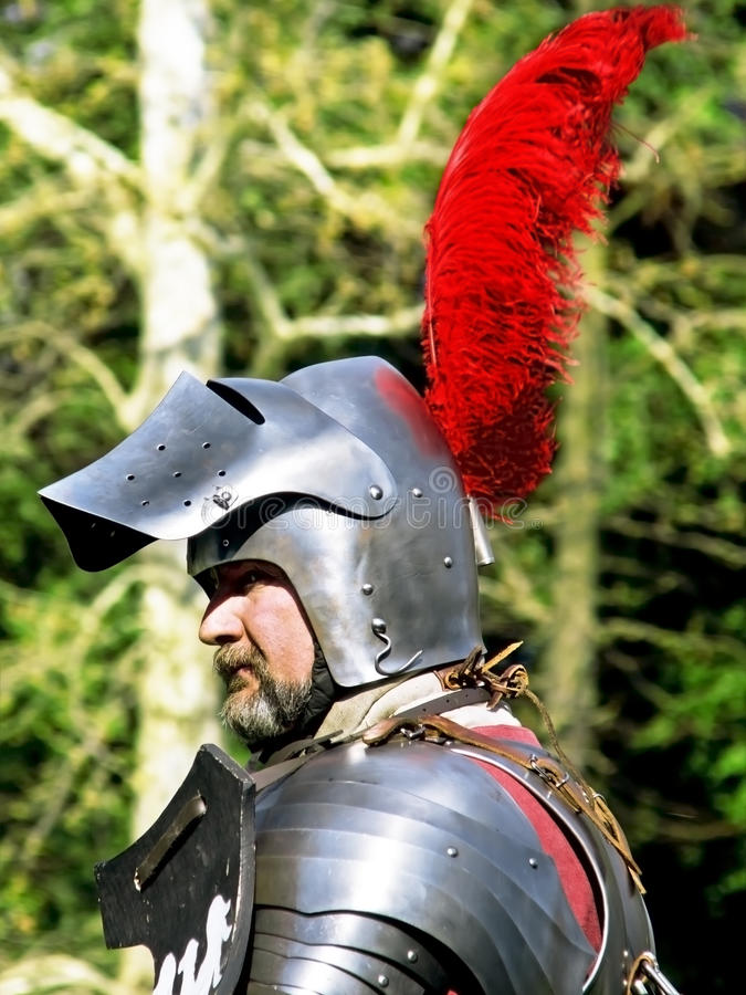 Download Medieval knight editorial stock image. Image of body - 24193309