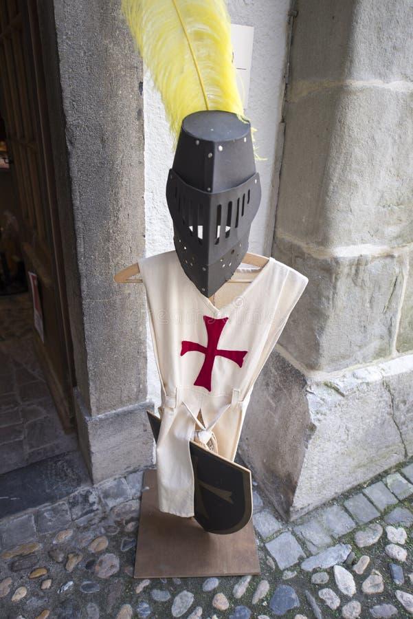 Medieval memento stock photo