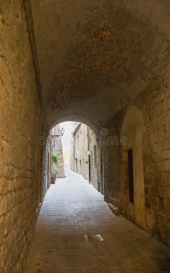 Download Medieval Passage Royalty Free Stock Photos - Image: 21259478