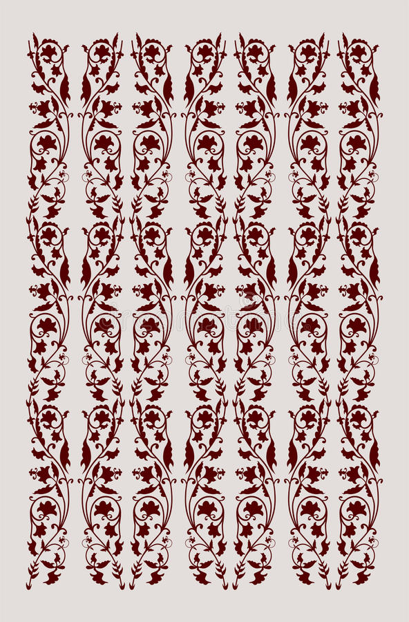Download Medieval pattern stock vector. Illustration of middle - 26658672