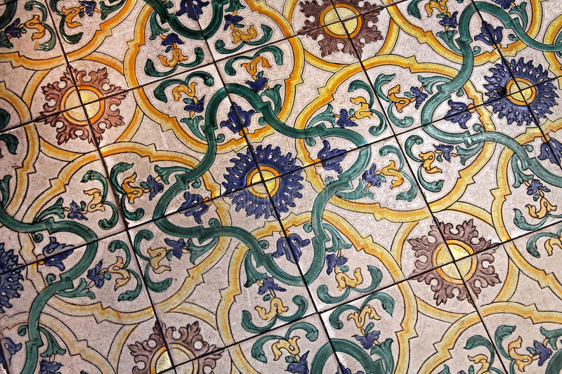 Medieval Rome tiles