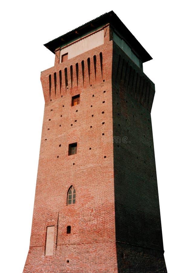 Medieval tower stock photos