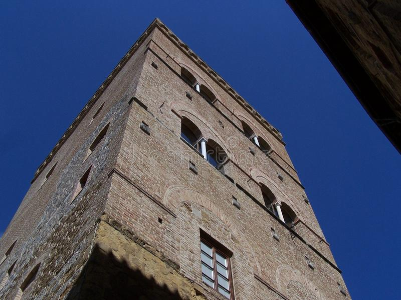 Download A Medieval Tower In San Gimignano Stock Image - Image: 21775443