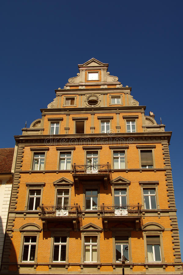 Download Medieval Traditional Building  In Konstanz Stock Photo - Image: 20037366