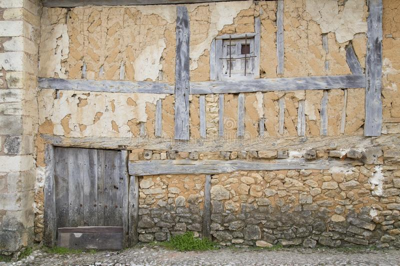 Medieval village of Calatanazor in Soria royalty free stock images