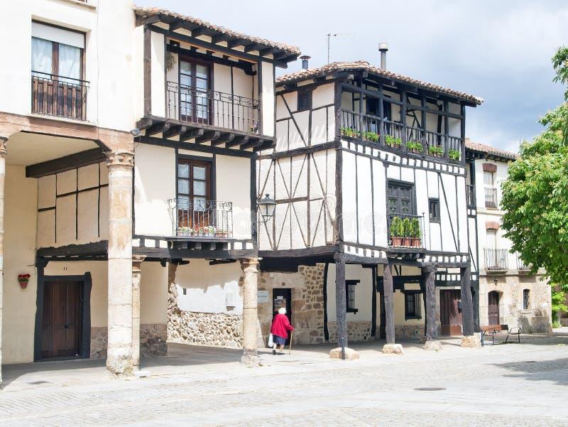 Download Medieval Village Of Covarrubias Royalty Free Stock Photo - Image: 25382055
