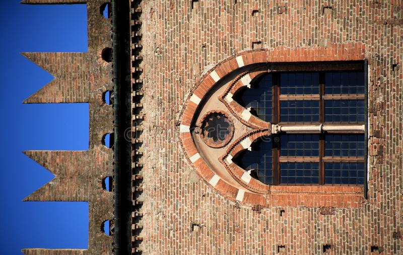 Download Medieval window stock photo. Image of facade, palace - 10834616