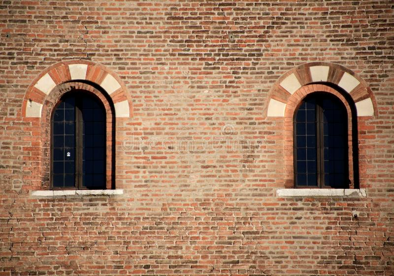 Download Medieval windows stock image. Image of roman, palace - 10834601