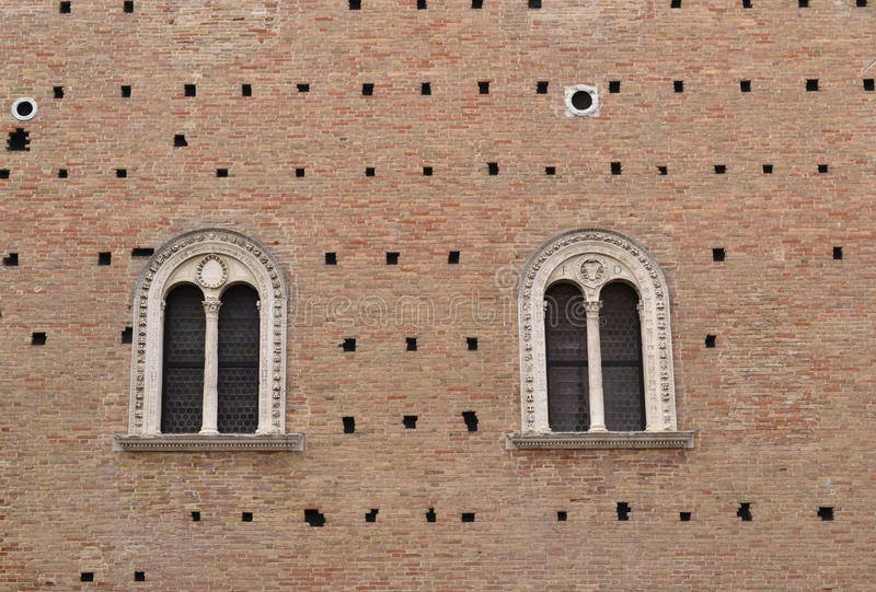 Download Medieval windows stock photo. Image of palazzo, closed - 36042624