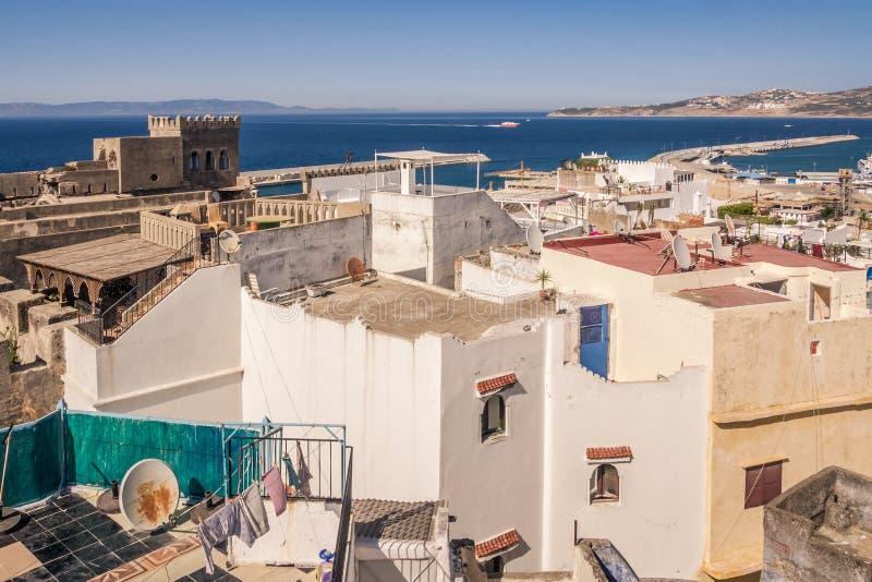 Medina του Tangier στοκ εικόνα