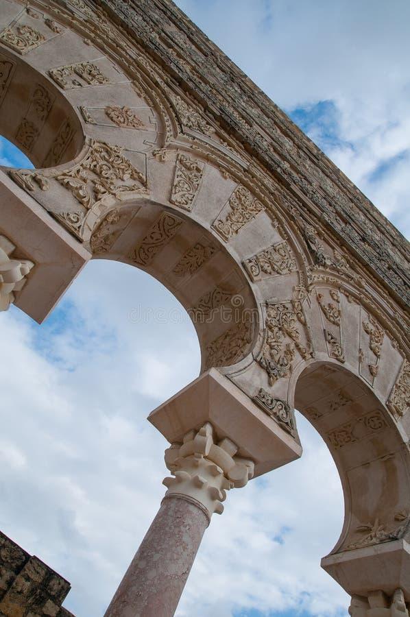 Medina Azahara imagens de stock royalty free