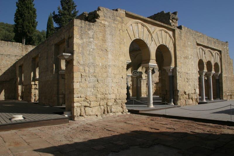 Medina Azahara obraz stock