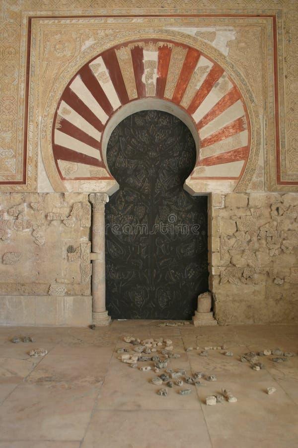 Medina Azahara obrazy royalty free