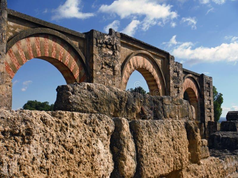 Medina Azahara obraz royalty free