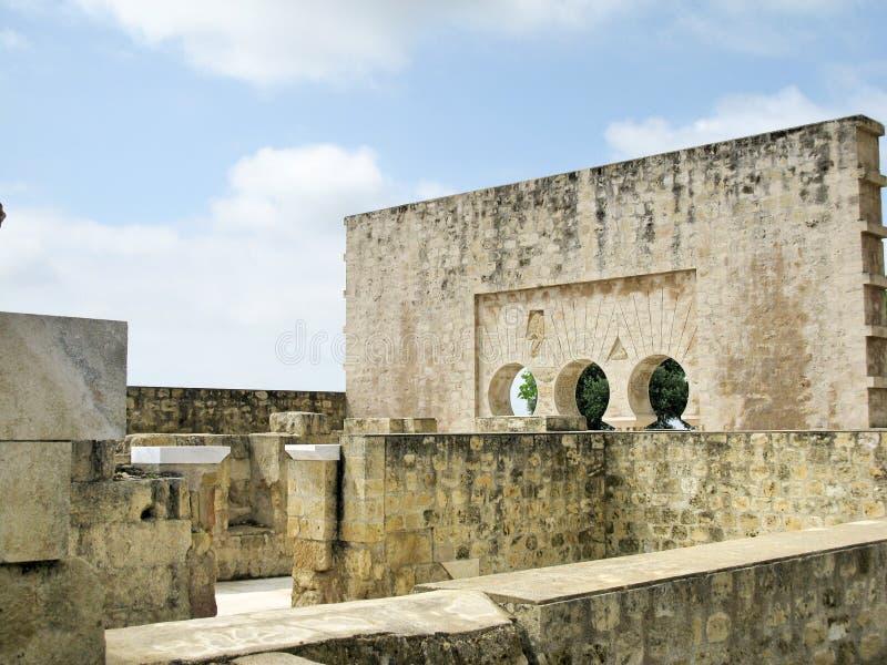 Medina Azahara cordoba Hiszpanii obrazy stock