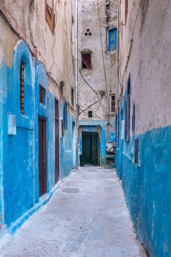 Medina de Essaouira fotos de archivo libres de regalías