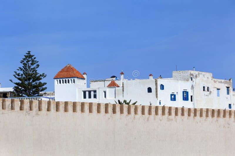 Medina de Essaouira em Marrocos foto de stock