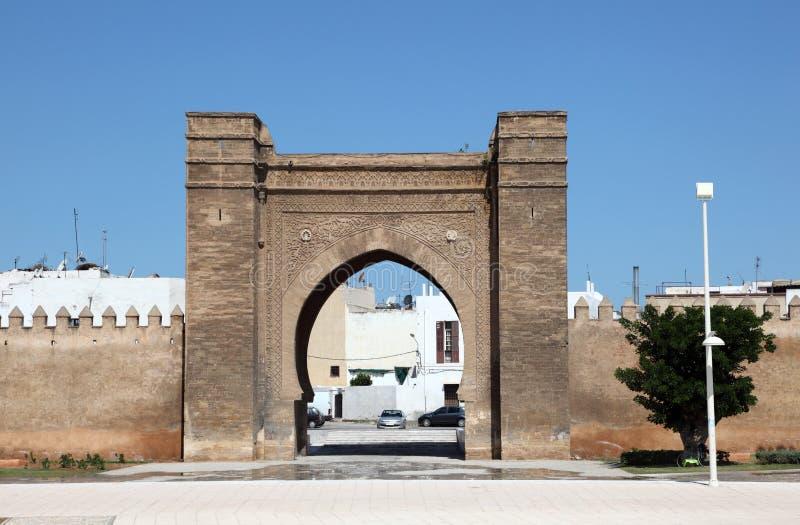 Medina des Verkaufs, Marokko stockfotos