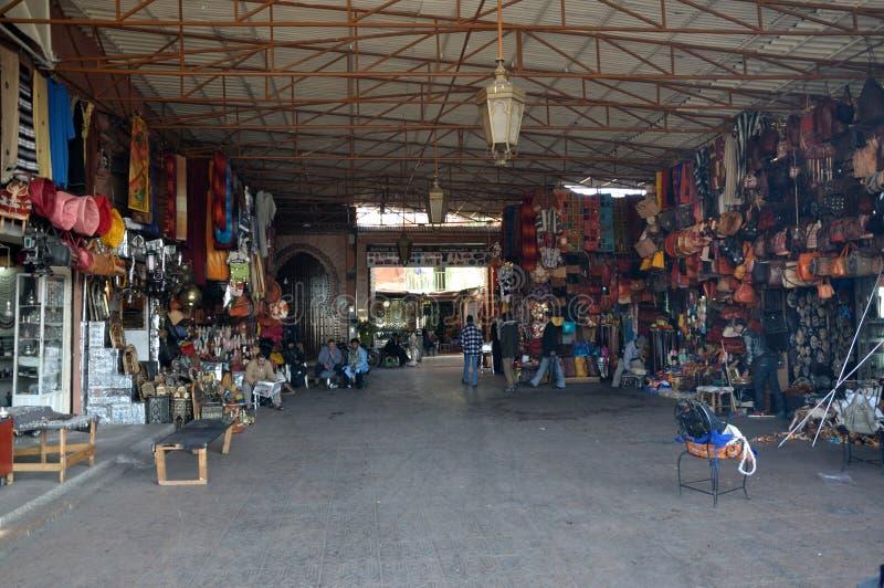 Medina en Marrakesh imagen de archivo libre de regalías