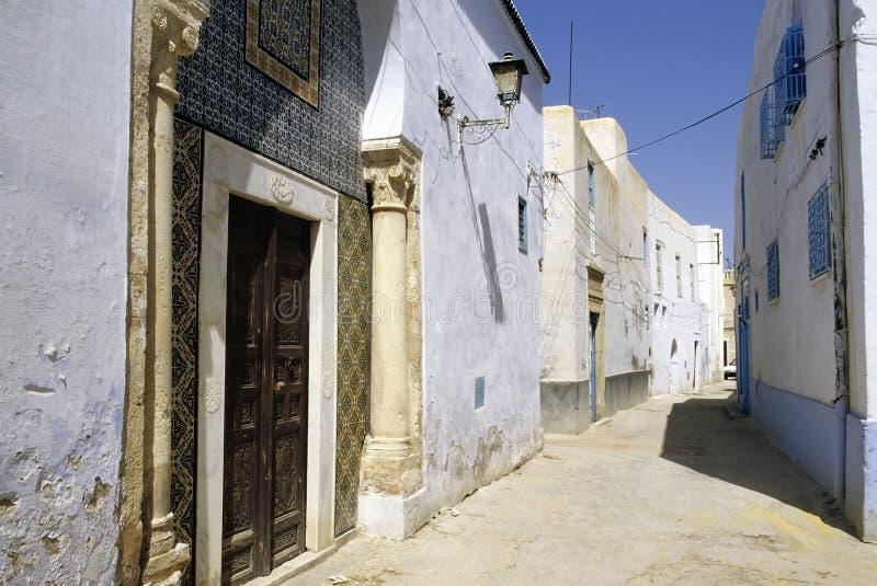 Medina- Kairouan, Tunisie de Kairouan images stock