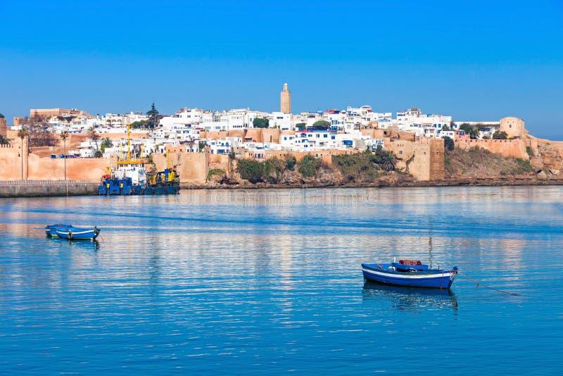 Medina in Rabat royalty-vrije stock afbeelding