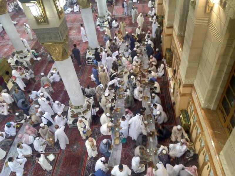 Medina ramadan1439 fotos de archivo libres de regalías