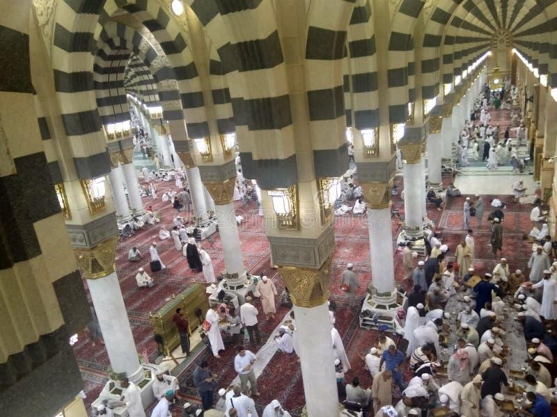 Medina ramadan1439 fotos de archivo