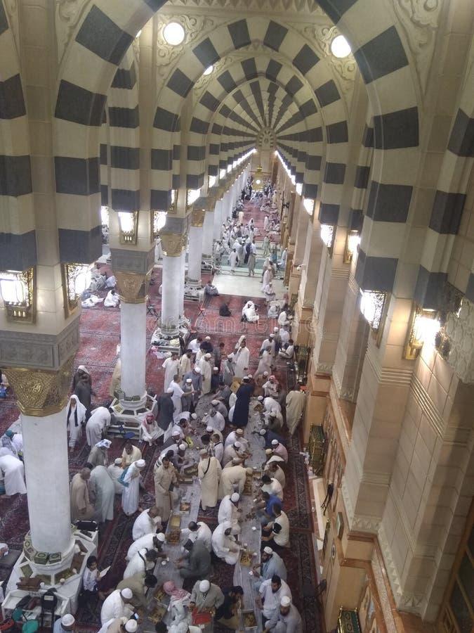 Medina ramadan1439 foto de archivo