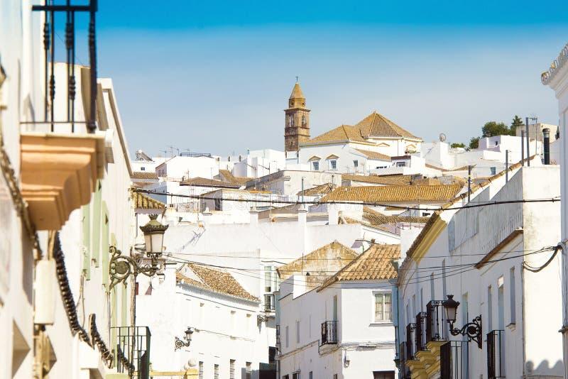 Medina Sidonia, Andalusien, Spanien stockfotografie