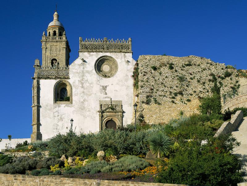MEDINA SIDONIA, SPANIEN lizenzfreies stockfoto